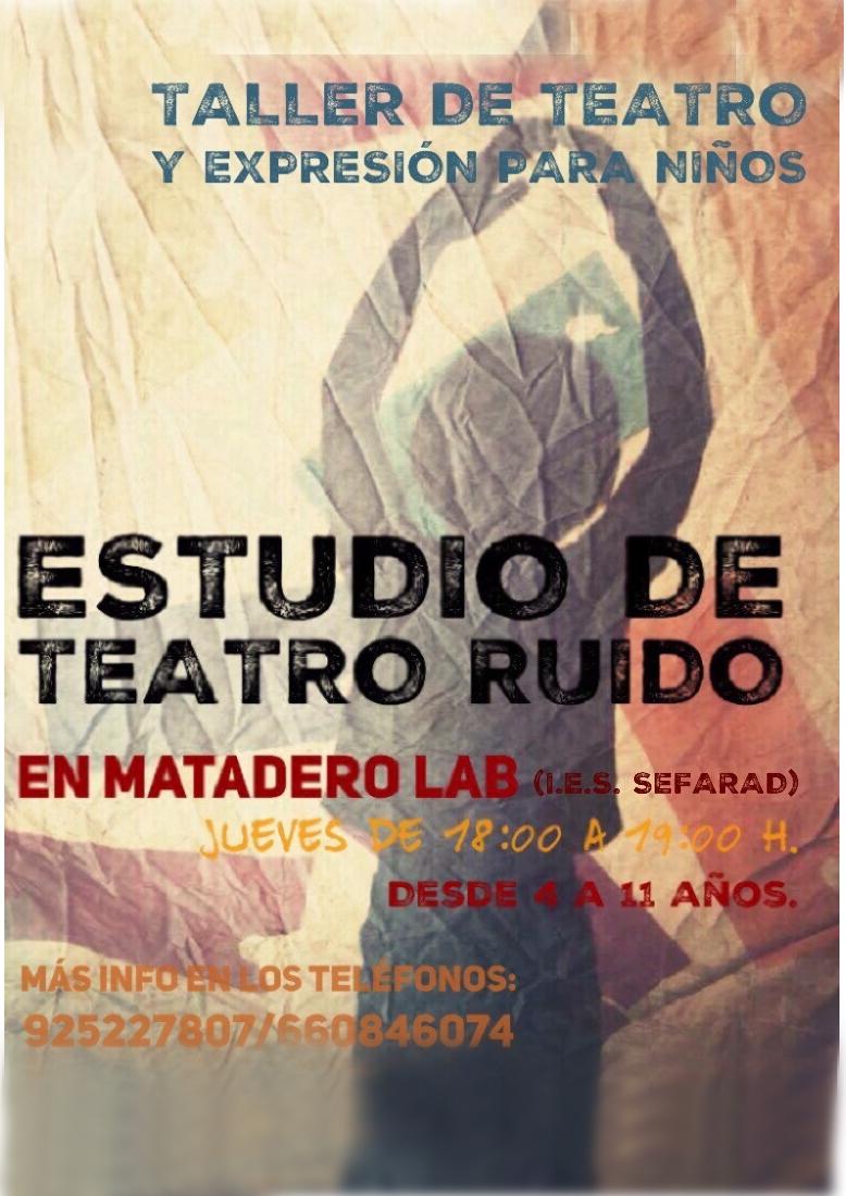 taller teatro para niños en Toledo