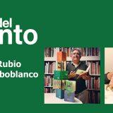 Antonio Rubio y Javier Caboblanco cunetacuentos en Matadero LAb Toledo