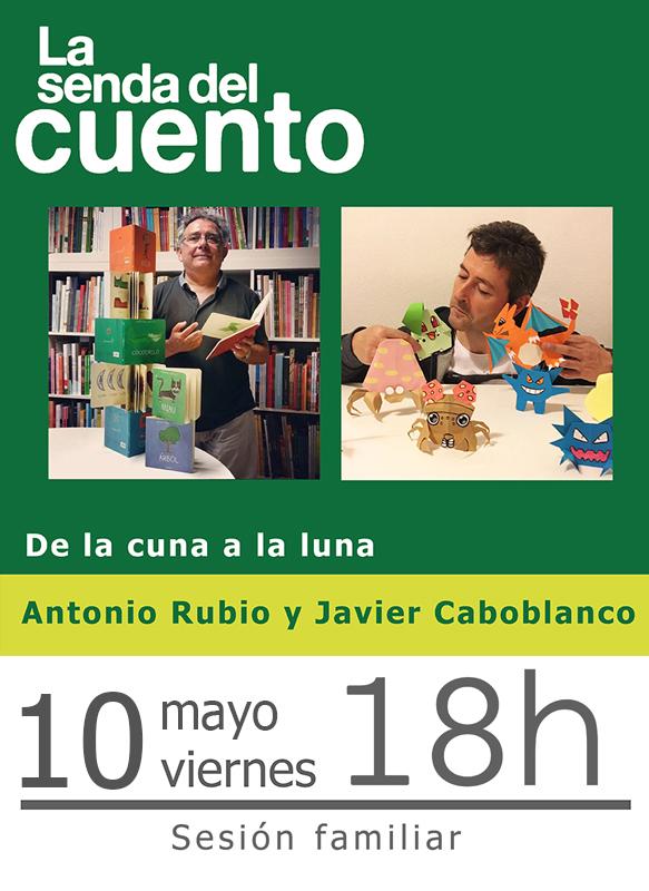 Cuentos infantiles con Javier Caboblanco y Antonio Rubio en Matadero Lab Toledo