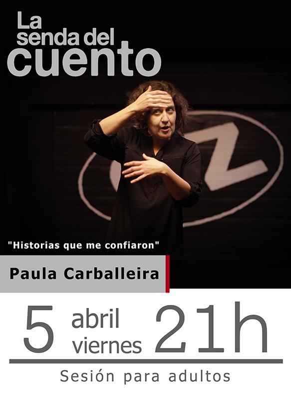 Paula Carballeira presenta en Matadero Lab Toledo Historias que me confiaron