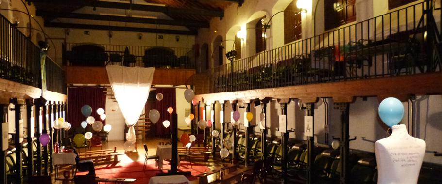 teatro y música en Toledo en Matadero Lab