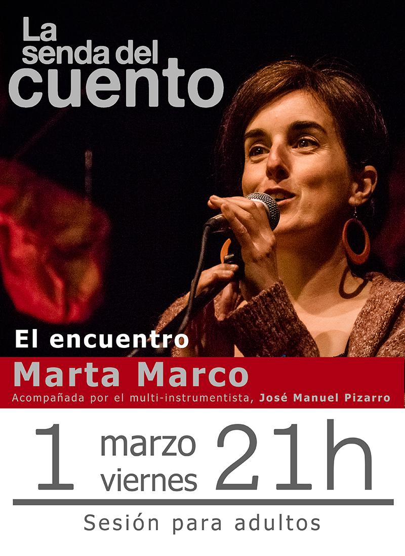 Cuentos para adultos con Marta Marco en Matadero Lab Toledo