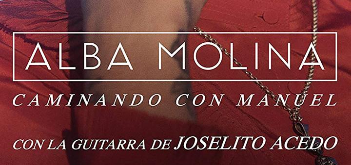 Alba Molina en Matadero Lab Toledo