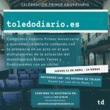 Aniversario toledodiario.es en Matadero Lab